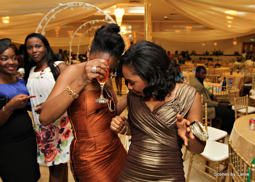 photoblog image Ain't no party like a Lagos party