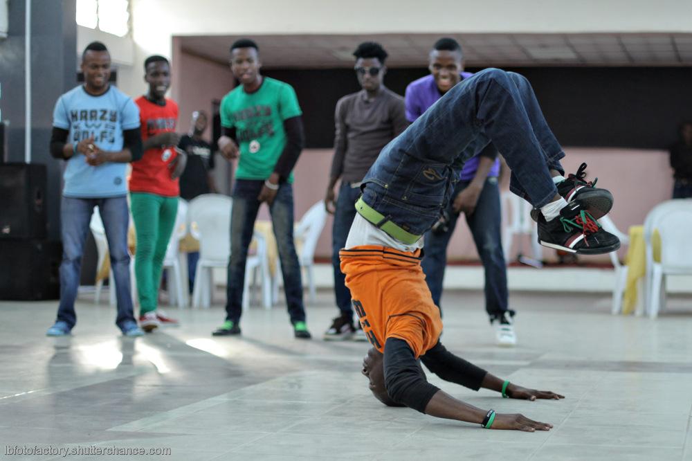 photoblog image Dancing