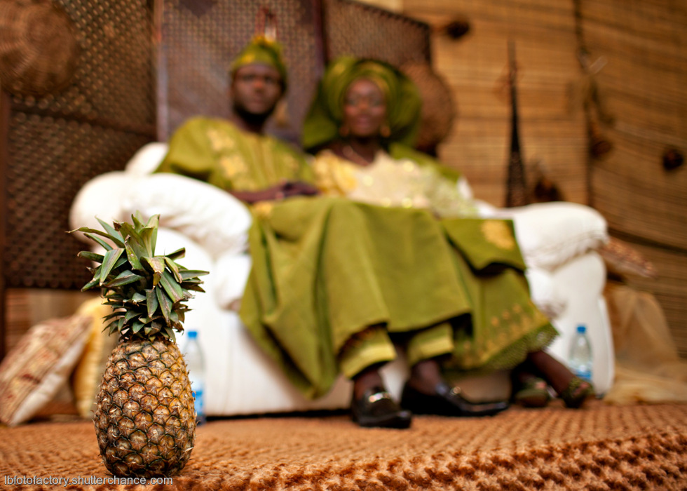 photoblog image The pineapple
