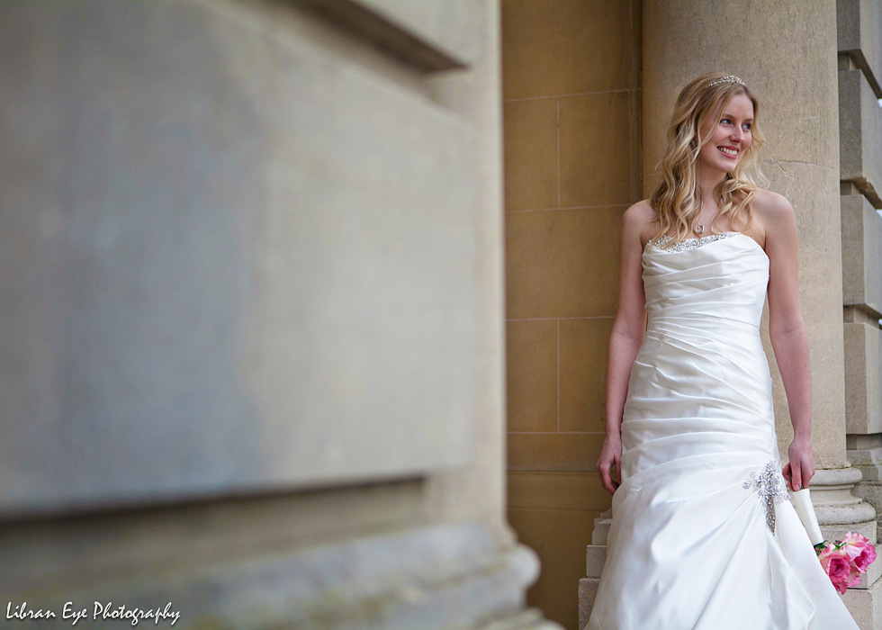 photoblog image Bridal portrait